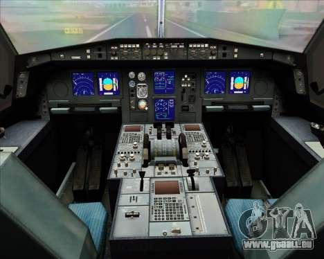 Airbus A330-300 Qantas (New Colors) pour GTA San Andreas salon