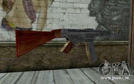 StG-44 from Day of Defeat für GTA San Andreas zweiten Screenshot