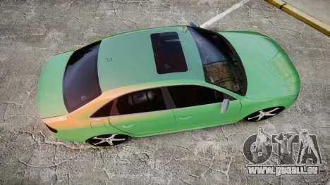 Audi S4 2010 FF Edition pour GTA 4 est un droit