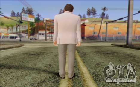 Michael from GTA 5 für GTA San Andreas zweiten Screenshot