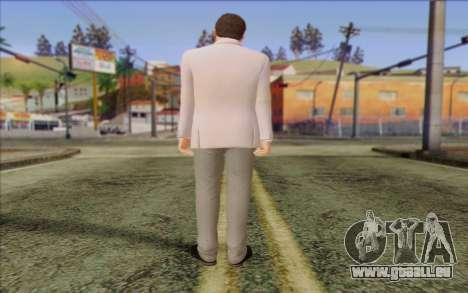 Michael from GTA 5 pour GTA San Andreas deuxième écran