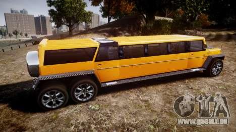 Carver Patel für GTA 4 linke Ansicht