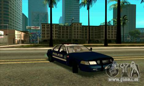 FCPD Ford Crown Victoria pour GTA San Andreas