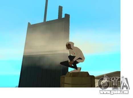 Assassinka pour GTA San Andreas troisième écran