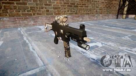 Gun UMP45 Viper für GTA 4