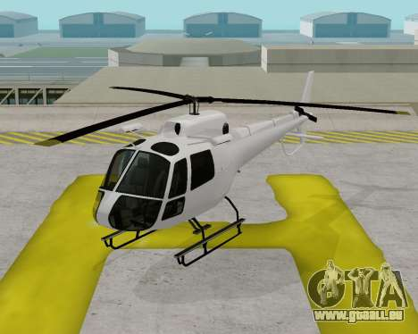 Buckingham Maverick V1.0 pour GTA San Andreas
