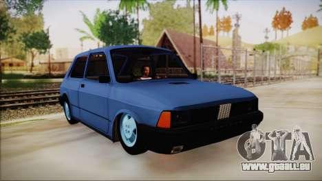 Fiat 147 pour GTA San Andreas