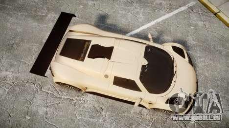 Gumpert Apollo S 2011 pour GTA 4 est un droit