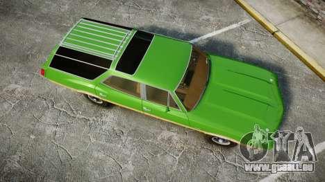 Oldsmobile Vista Cruiser 1972 Rims2 Tree6 für GTA 4 rechte Ansicht