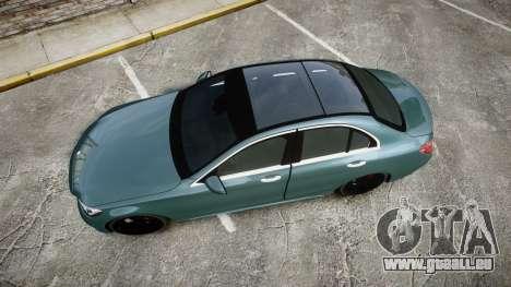 Mercedes-Benz C250 pour GTA 4 est un droit