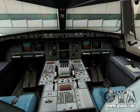 Airbus A380-800 Japan Airlines (JAL) pour GTA San Andreas salon