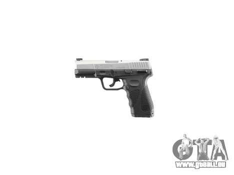 Pistole Taurus 24-7 Titan icon2 für GTA 4 dritte Screenshot