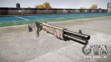 Ружье Franchi SPAS-12 Cherry blossom für GTA 4