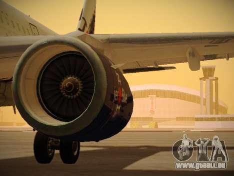 Airbus A321-232 jetBlue I love Blue York pour GTA San Andreas