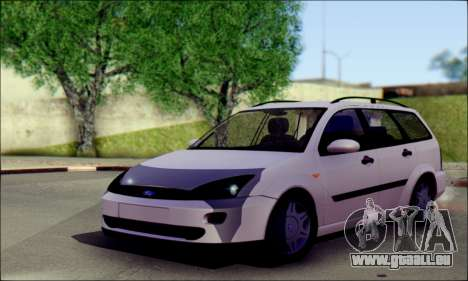 Ford Focus 1998 Wagon für GTA San Andreas