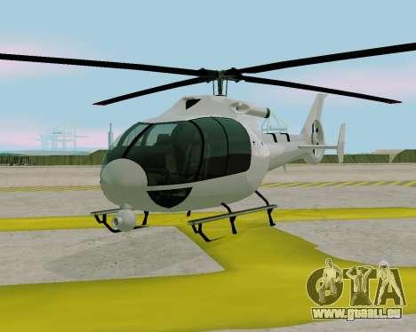 Maibatsu Frogger V1.0 für GTA San Andreas