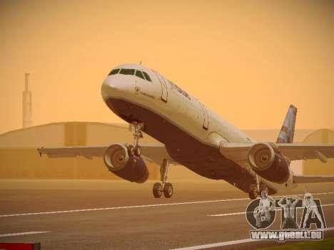 Airbus A321-232 jetBlue Do-be-do-be-blue pour GTA San Andreas