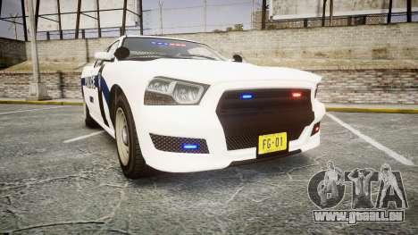 GTA V Bravado Buffalo Liberty Police [ELS] Slick pour GTA 4