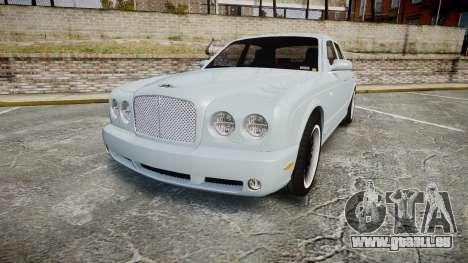 Bentley Arnage T 2005 Rims1 Chrome für GTA 4