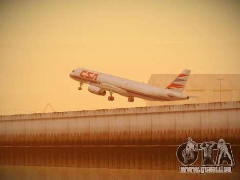 Airbus A321-232 Czech Airlines für GTA San Andreas Räder