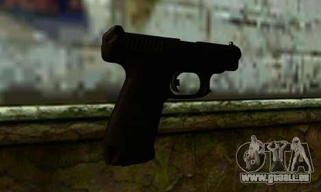 GSH-18 pour GTA San Andreas deuxième écran
