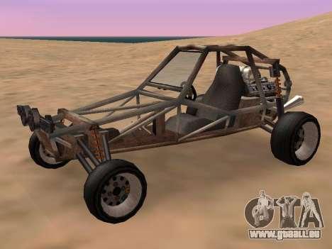 Aktualisiert Bandito für GTA San Andreas für GTA San Andreas