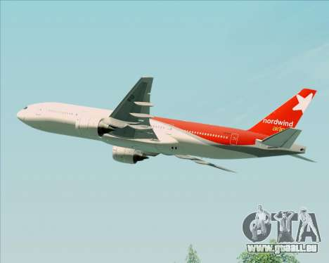 Boeing 777-21BER Nordwind Airlines pour GTA San Andreas