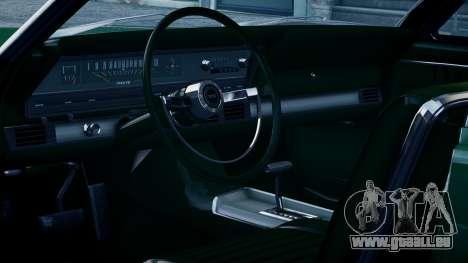 Ford Fairlane 500 1966 für GTA 4 rechte Ansicht