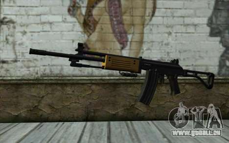 IMI Galil v1 pour GTA San Andreas