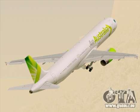 Airbus A321-200 Air Australia pour GTA San Andreas