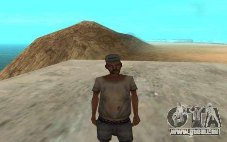 Die automatische Verwendung von Drogen für GTA San Andreas