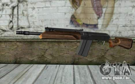 Saiga (Schusswaffen) für GTA San Andreas