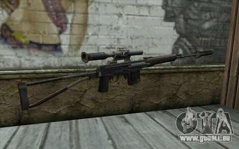 SDSM pour GTA San Andreas deuxième écran