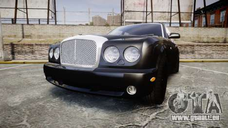 Bentley Arnage T 2005 Rims2 Chrome für GTA 4