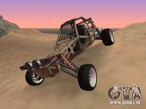 Aktualisiert Bandito für GTA San Andreas für GTA San Andreas rechten Ansicht