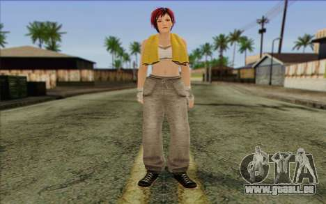 Mila 2Wave from Dead or Alive v15 für GTA San Andreas