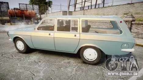 GAZ-24-12 Volga Wh2 pour GTA 4 est une gauche