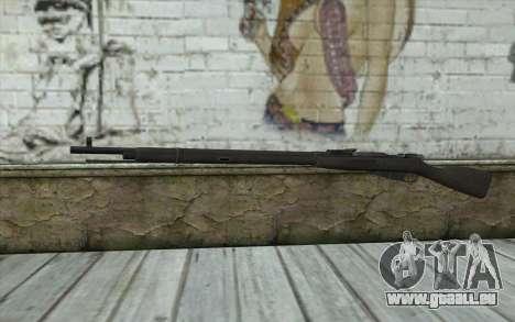 Die Gewehre Mosin-v2 für GTA San Andreas