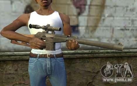 ARIE der jet-Süchtigen für GTA San Andreas dritten Screenshot