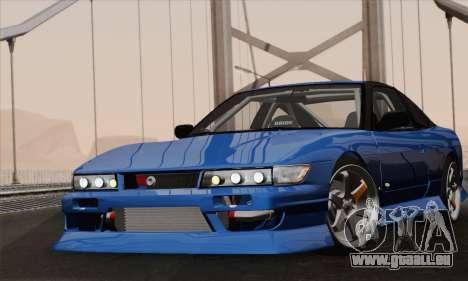 Nissan 180SX S13 für GTA San Andreas