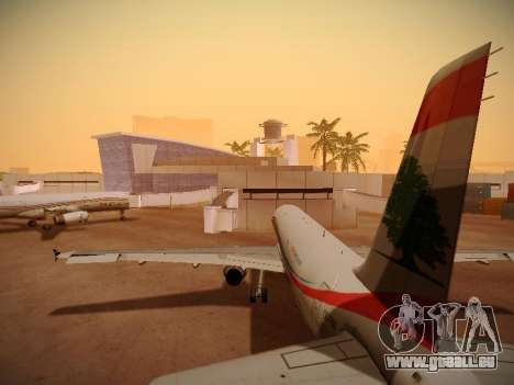 Airbus A321-232 Middle East Airlines pour GTA San Andreas