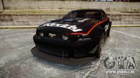 Ford Mustang GT 2014 Custom Kit PJ4 für GTA 4