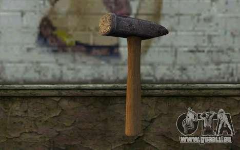 Hammer (DayZ Standalone) für GTA San Andreas