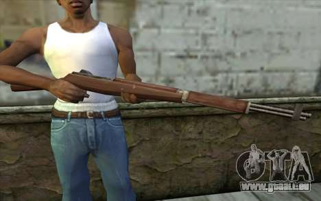 M1 Garand from Day of Defeat für GTA San Andreas dritten Screenshot