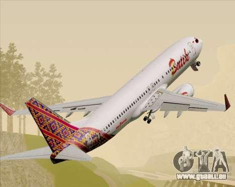 Boeing 737-800 Batik Air für GTA San Andreas