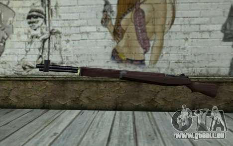 M1 Garand from Day of Defeat pour GTA San Andreas