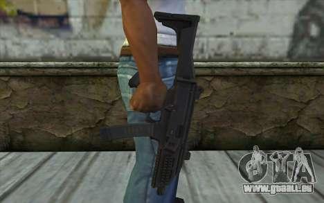 CZ-3A1 Scorpion (Bump Mapping) v4 pour GTA San Andreas troisième écran