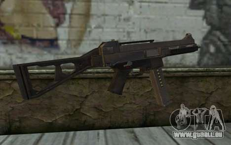 UMP45 from Spec Ops: The Line für GTA San Andreas zweiten Screenshot