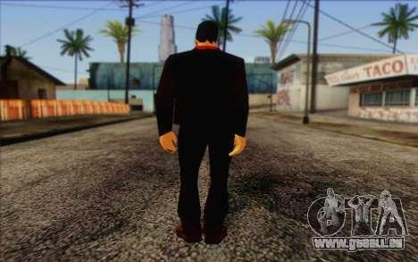 Yakuza from GTA Vice City Skin 1 pour GTA San Andreas deuxième écran