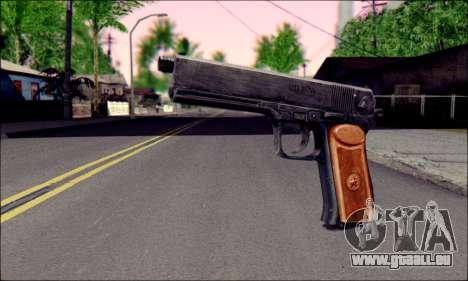 OTS-33 Mace pour GTA San Andreas